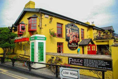 Šarene irske kuće